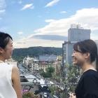 祇園祭を屋上から眺める贅沢!ケイウノ京都店の屋上ガーデンが撮影スポットに