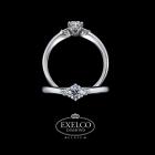咲き誇る美しい大輪のバラをイメージしたダイヤモンドリング「Tea Rose(ティーローズ)」新発売