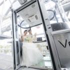 通常28万円の観覧車ウエディングを無料でプレゼント!天空で「空中結婚式」を