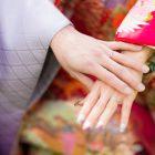 木目模様の結婚指輪で和風美人に。洗練おしゃれを叶える和リング