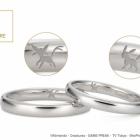 ピカチュウの結婚指輪も人気!「U-TREASURE」のポケモンリングが限定販売