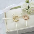 結婚指輪の色……金やプラチナどっちが似合う?