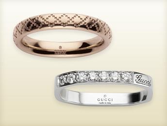new concept a7aa9 66f8d GUCCI   結婚指輪ランキング