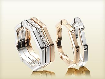new concept f0d46 34bf9 GUCCI   結婚指輪ランキング