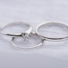 華奢な印象が人気!細い結婚指輪の特徴やメリットとは