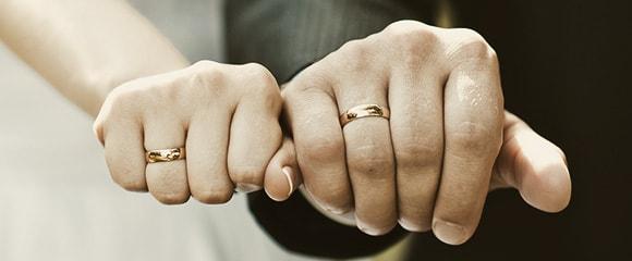 結婚指輪 相場調査!
